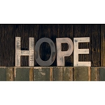 Hope Block Letters