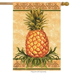 Pineapple House Flag