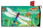 Dragonfly Dream Mailbox Cover