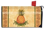 Pineapple Mailbox Cover
