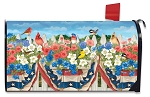 American Birds Mailbox Cover