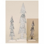 Sm Birch Bark Tree - 6.25inH