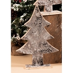 Lg Birch Bark Tree - 11.5inH