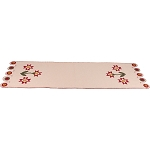 Quilt Garden Nutmeg Table Runner
