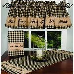 Faith-Family-Friends Cotton Valance