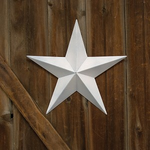 White Barn Star - 18