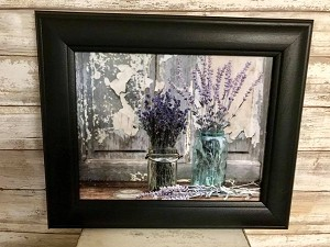 Lori Deiter Framed Artwork