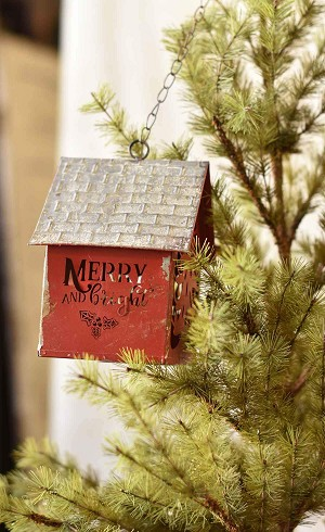 Christmas Home Tree Lantern | 7